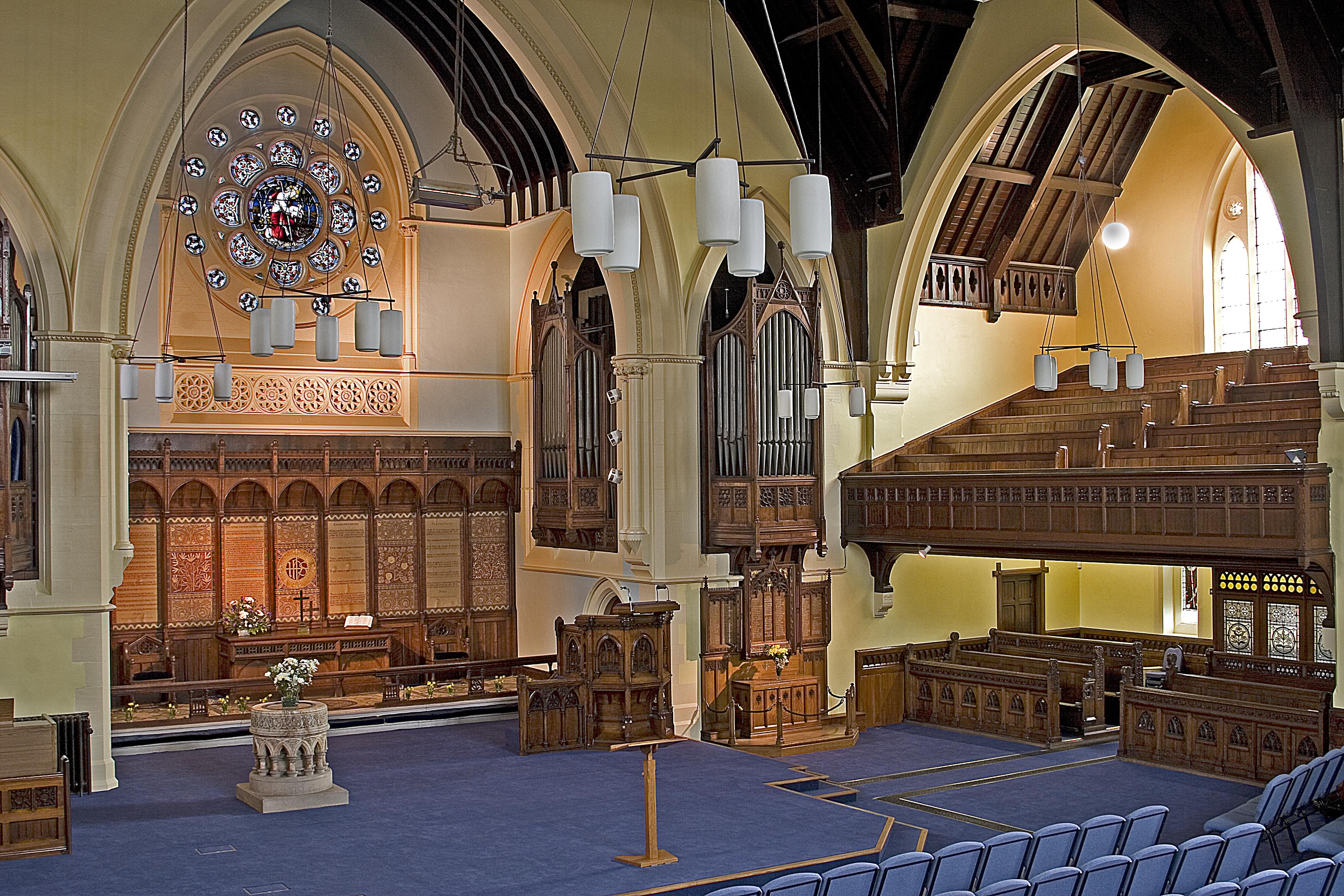 Mid-Week act of Worship @ MAIN CHURCH